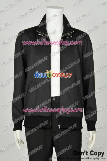 Sword Art Online Ⅱ 2 Gun Gale Online GGO Cosplay Kirito Kazuto Kirigaya Costume Coat Jacket