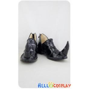 JoJo's Bizarre Adventure Cosplay Dio Brando Black Shoes
