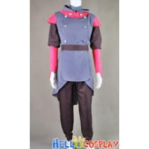 Avatar The Legend of Korra Amon Cosplay Costume