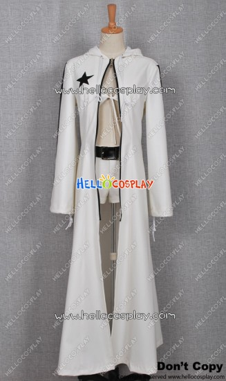 White Rock Shooter Cosplay Costume WRS Costume