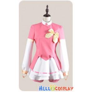 AKB0048 Cosplay Postgraduate Suzuko Kanzaki Costume Uniform