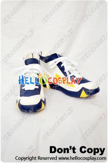 Digimon Cosplay Tai Kamiya Shoes