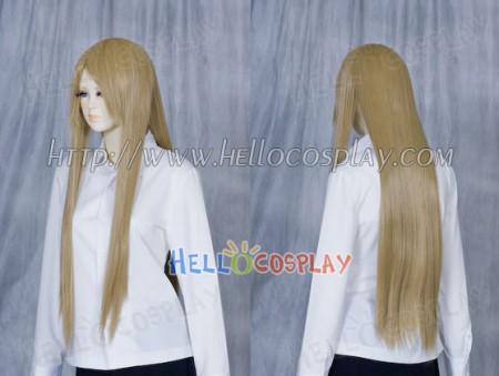 Khaki Medium Cosplay Wig