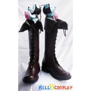 Vocaloid 2 Cosplay Kagamine Len Long Boots