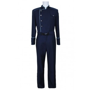Battlestar Galactica Costume Commander Officer Uniform