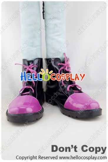 Vocaloid Sekishinsei Kanatoto Araryoji Cosplay Shoes Kagemine Len Shoes