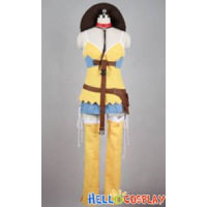 Burst Angel Cosplay Meg Costume