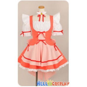 Kimi Ga Nozomu Eien Cosplay Ayu Daikuuji Uniform Dress Costume