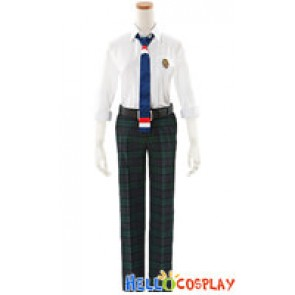 Uta No Prince Sama Cosplay Tokiya Ichinose Costume Summer Uniform