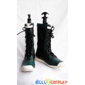 The King Of Fighters Cosplay Leona Heidern Boots