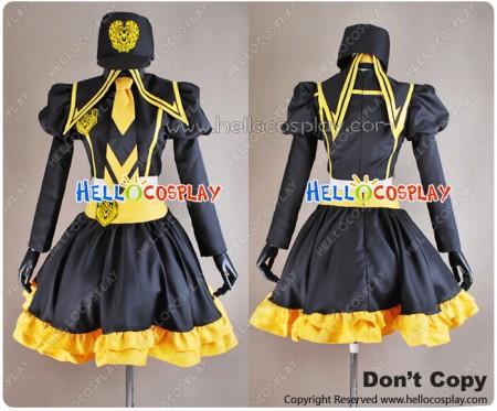 Vocaloid Love Philosophia Cosplay Kagamine Len Costume