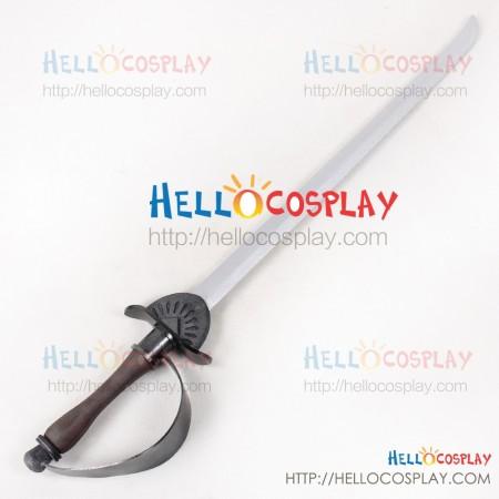 Assassins Creed Rogue Cosplay Shay Patrick Cormac Prop