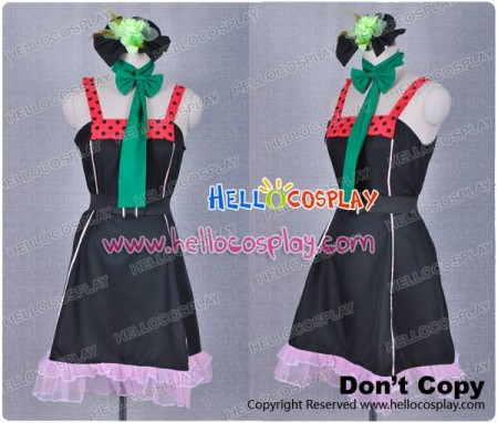 Vocaloid 2 Costume World's End Dancehall Luka Megurine Dress