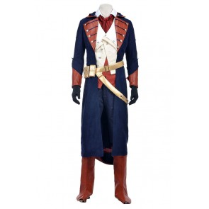 Assassins Creed Unity Cosplay Arno Victor Dorian Costume
