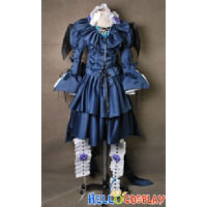 Pandora Hearts Cosplay Alice Bloodstained Black Rabbit Costume