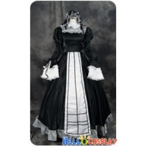 Gosick Cosplay Victorique De Blois Dress Costume Formal Dress