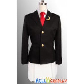 Touhou Project Cosplay School Girl Uniform