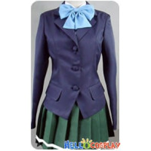 Accel World Cosplay High School Girl Uniform Costume