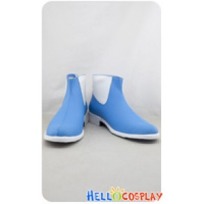 One Piece Cosplay Shoes Sanji Shoes Blue