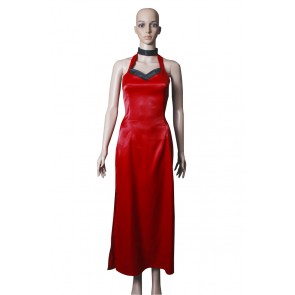 Resident Evil 4 Costume Ada Wong Cosplay Dress