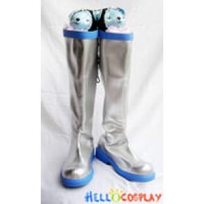 Vocaloid 2 Cosplay Hatsune Miku Boots