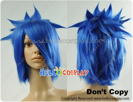 Vocaloid Sandplay Singing Of The Dragon Kaito Cosplay Wig New
