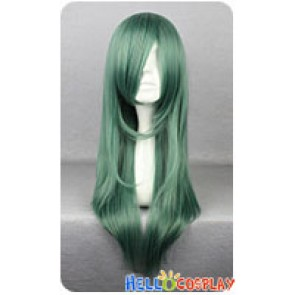 Kagerou Project Tsubomi Kido Cosplay Wig Green