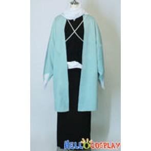 Hakuouki Shinsengumi Kitan Cosplay Hajime Saito Kimono Costume