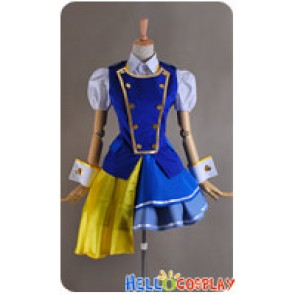 AKB0048 Season 2 Cosplay Yuka Ichijo Costume Dress