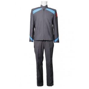 Stargate Atlantis Rodney McKay Jacket Costume Blue Version