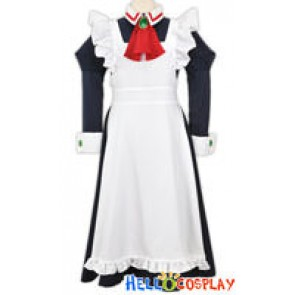 Hayate The Combat Butler Cosplay Maria Maid Dress