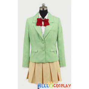 Kaichou wa Maid-sama Cosplay School Girl Uniform