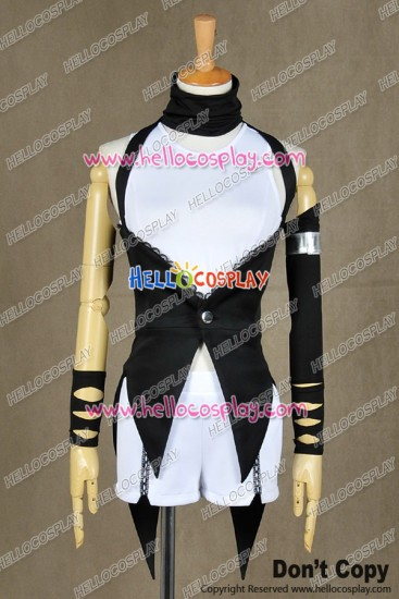 RWBY Cosplay Black Trailer Blake Belladonna Combat Uniform Costume