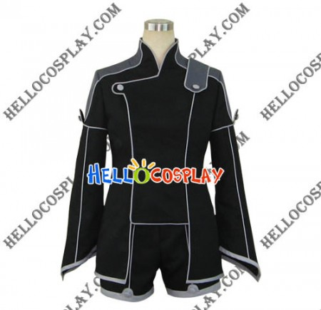 Code Geass The Order Of The Black Knights Cosplay Costume