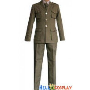 Hetalia Axis Powers South Italy Military Uniform