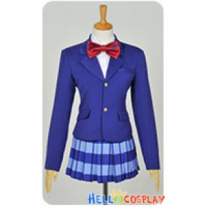 Love Live School Idol Project Cosplay Umi Sonoda Kotori Minami School Uniform Costume