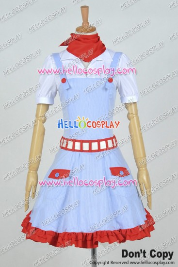 Train Conductor APP Game Cosplay Female Conductor Dress Costume