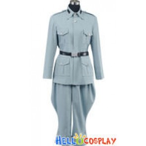 Hetalia Axis Powers Finland Military Uniform
