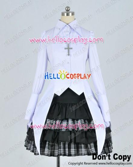 Yosuga No Sora Cosplay Sora Kasugano Girl Uniform Costume