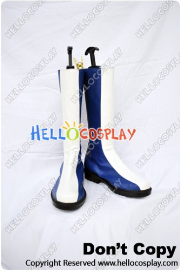 Dungeon Fighter Online Cosplay Ghost Knight Boots
