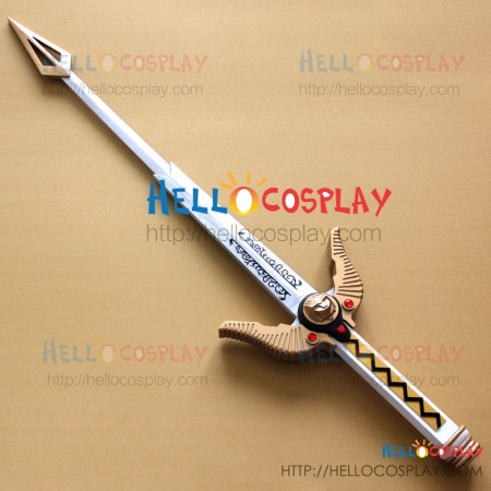 Mighty Morphin Power Rangers Lost Galaxy Cosplay Sword Prop