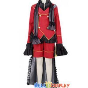 Black Butler Kuroshitsuji Ciel Phantomhive Costume