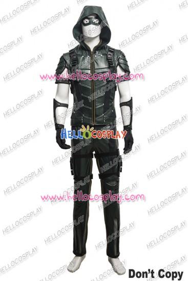 Green Arrow Season 4 Green Arrow Oliver Queen Cosplay Costume