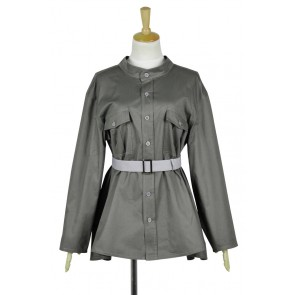 The Hunger Games 3 Effie Trinket Cosplay Costume Jacket