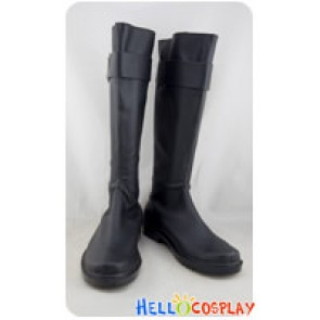League of Legends LOL Cosplay EZ Black Boots