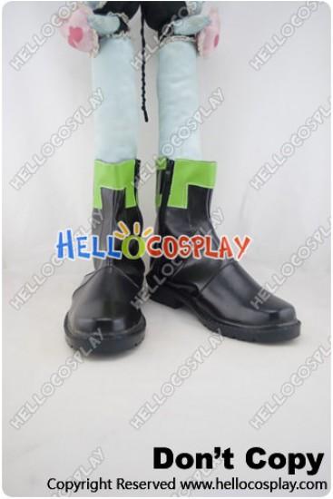 Unlight Cosplay CC Black Shoes