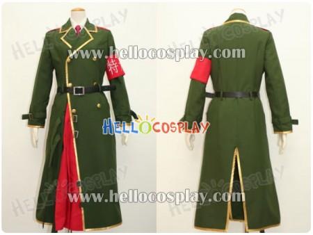 Dolls Tokkei Cosplay Uniform Khaki Version
