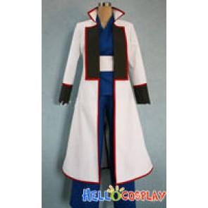 Gintama Cosplay Kyubei Yagyu Costume