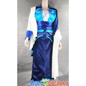 Titanic Rose Cosplay Costume Flying Dress