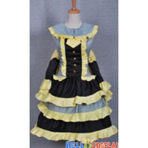 Vocaloid 2 Miku's Thanksgiving Day Rin Kagamine Dress